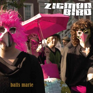 ZB Balls Marie cd cover