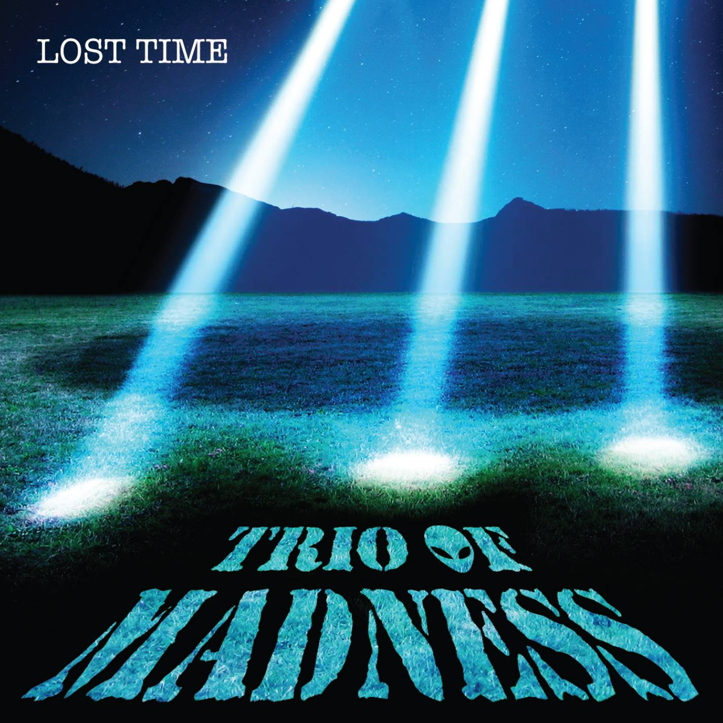 Trio of Madness Lost Time CD Release Party Weekend