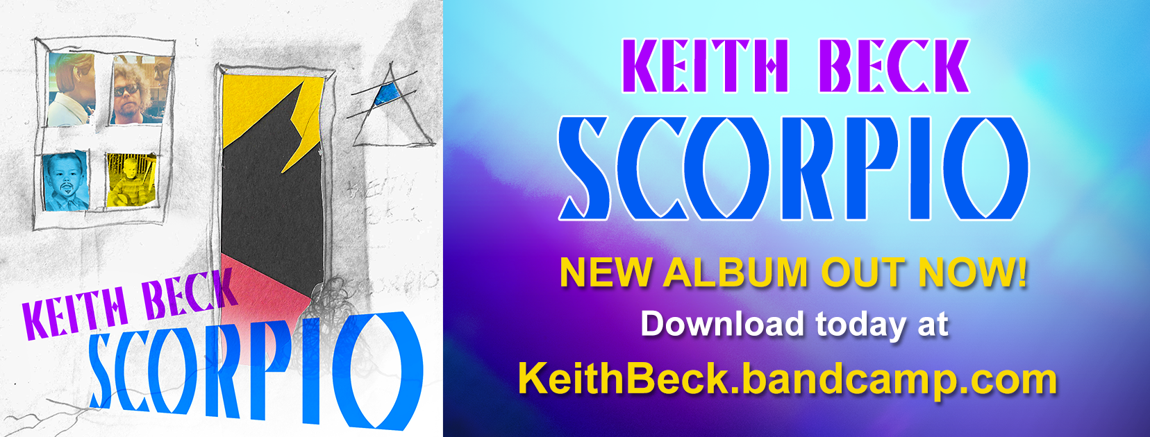 Keith Beck's Scorpio is Here!