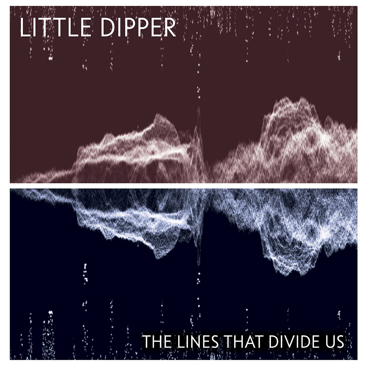 Little Dipper's new EP The Lines That Divide Us!